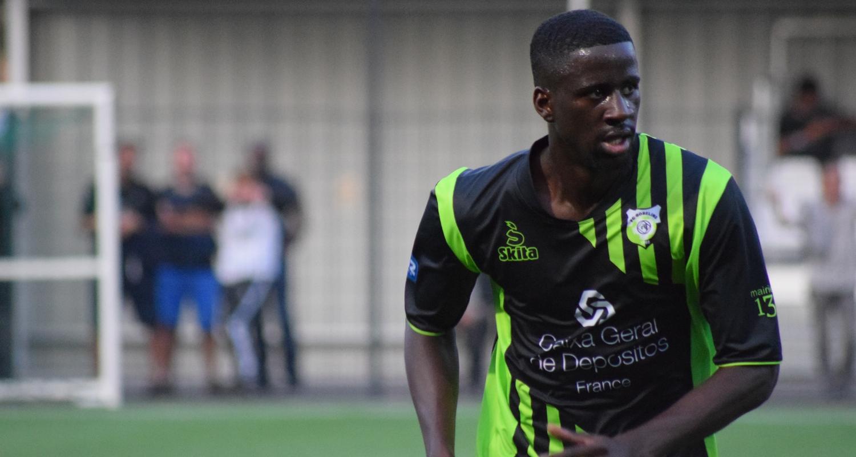 Jordy Kaloukadilandi - Paris 13 Atletico