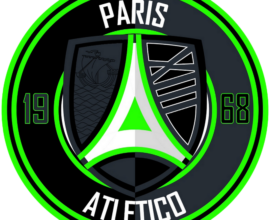Paris 13 Atletico logo