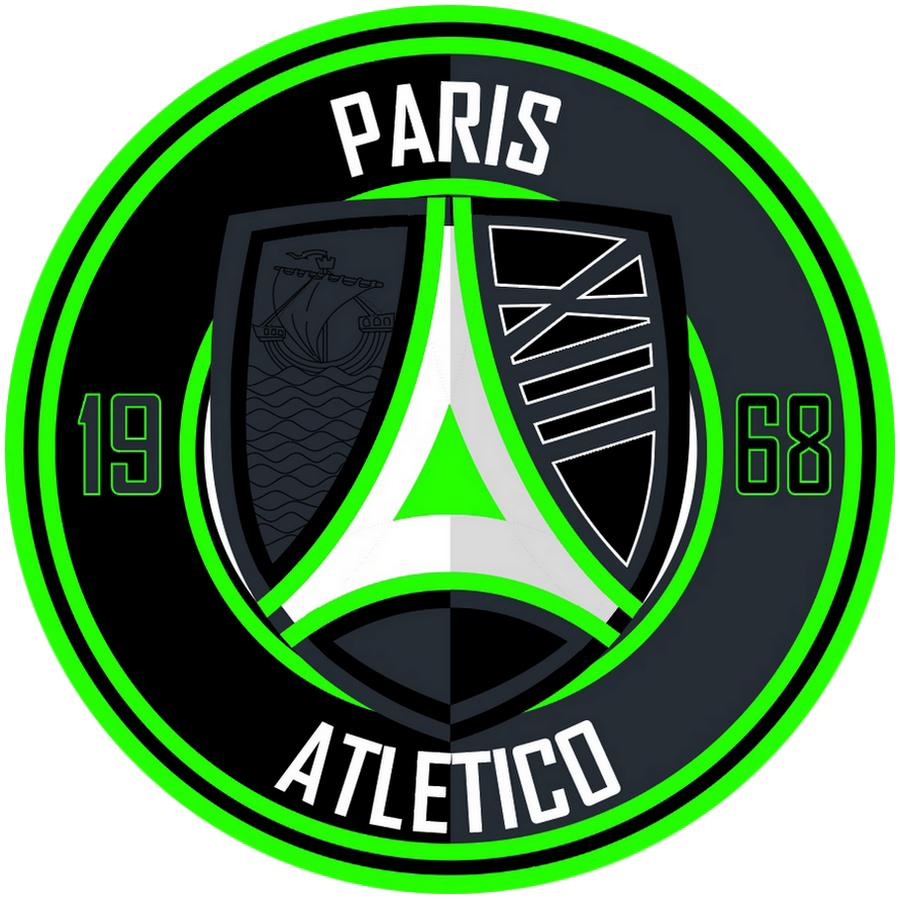 Paris 13 Atletico logo