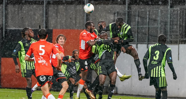 Paris 13 Atletico - FC Lorient (National 2)