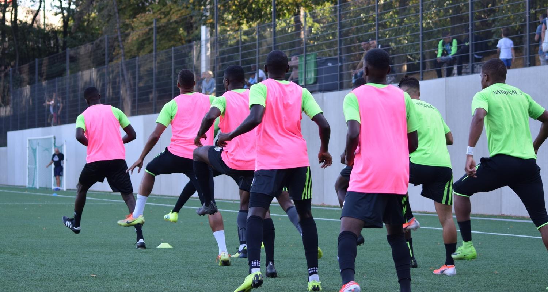 Paris 13 Atletico - Préparation