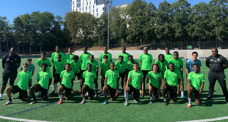 Paris 13 Atletico   U17 Nationaux : un riche programme pour la pré