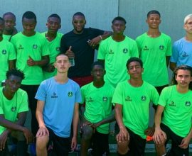 Karl Toko-Ekambi - U17 Nationaux Paris 13 Atletico