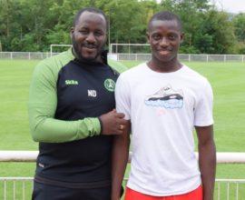 Oumar Sidibé - Paris 13 Atletico