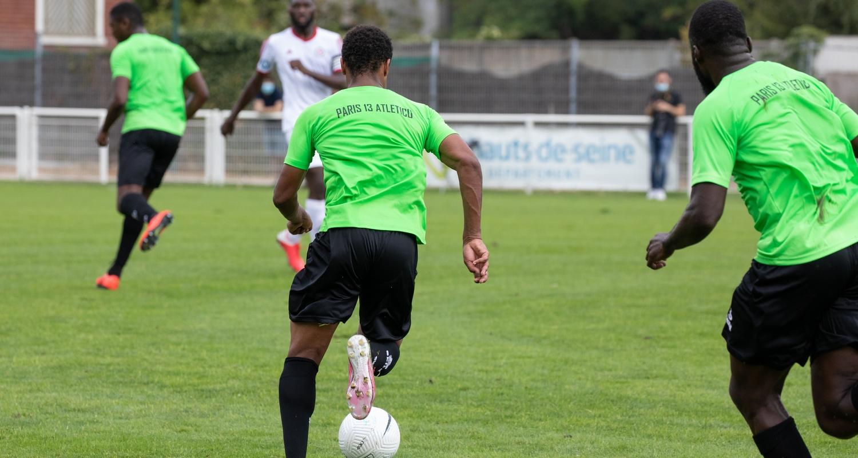 Paris 13 Atletico National 2