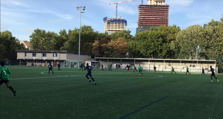 Paris 13 Atletico - Stade Boutroux