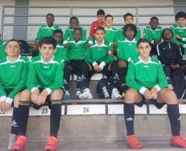 Ludovic Ebles U14 Régional 2 Paris 13 Atletico