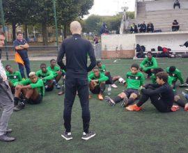U17 Régionaux Paris 13 Atletico