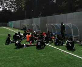 U20 Elite 1 Paris 13 Atletico