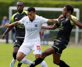 AJ Auxerre - Paris 13 Atletico