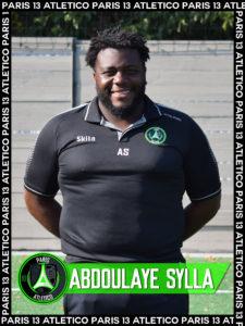 Abdoulaye Sylla - Paris 13 Atletico