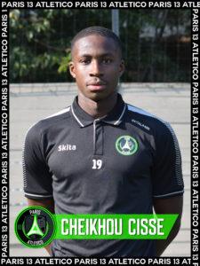 Cheikhou Cissé - Paris 13 Atletico