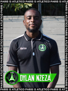Dylan Nzeza - Paris 13 Atletico