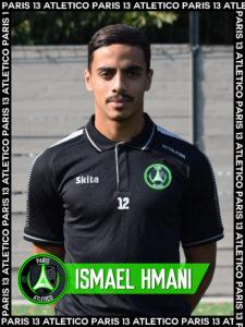 Ismael Hmani - Paris 13 Atletico