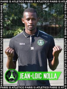 Jean-Loïc Nolla - Paris 13 Atletico