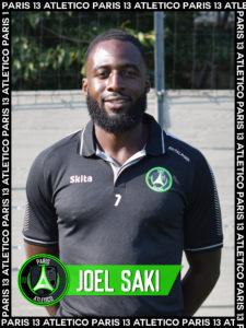 Joel Saki - Paris 13 Atletico