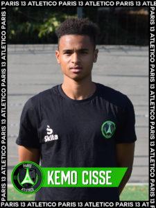 Kemo Cissé - Paris 13 Atletico