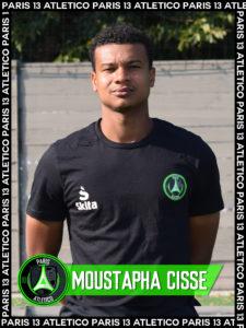 Moustapha Cissé - Paris 13 Atletico