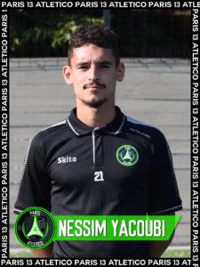 Nessim Yacoubi - Paris 13 Atletico