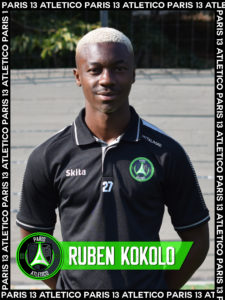 Ruben Kokolo - Paris 13 Atletico