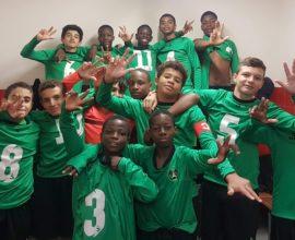 U14 Paris 13 Atletico