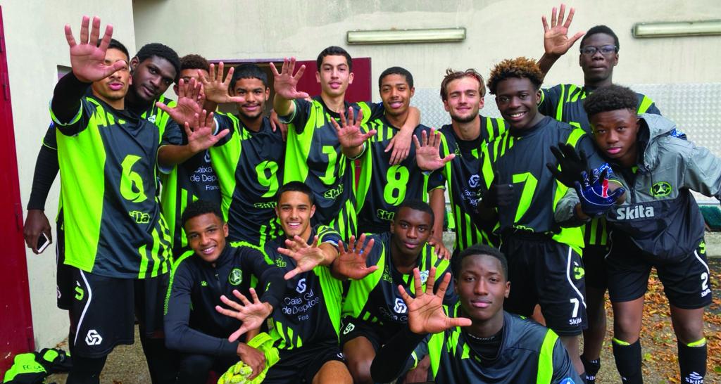 U18 Régional 2 - Paris 13 Atletico
