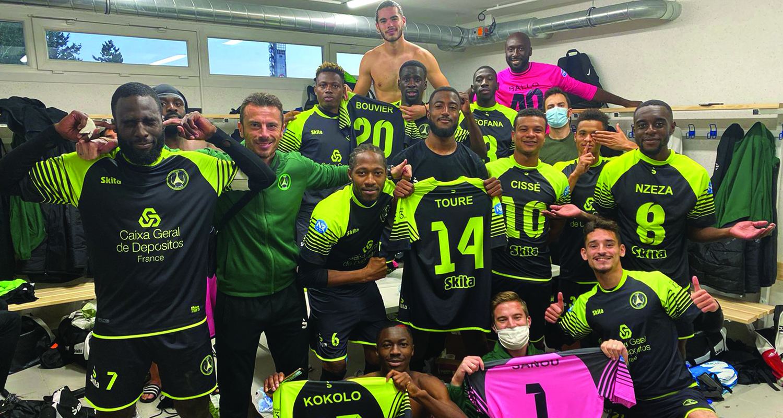 Epinal - Paris 13 Atletico National 2