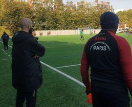 Farès Bouslah Paris 13 Atletico