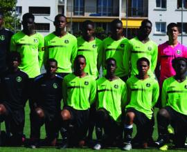 U17 Nationaux Paris 13 Atletico