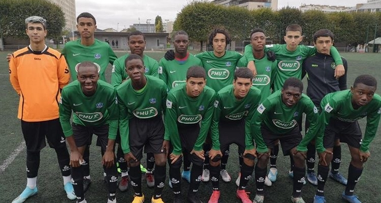 U18 Départemental 1 - Paris 13 Atletico