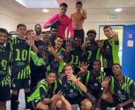 U18 Régional 2 Paris 13 Atletico