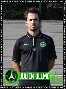 Julien Ullmo Paris 13 Atletico