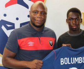 Diabe Bolumbu Paris 13 Atletico