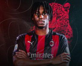 Soualiho Meïté (Milan AC) - Paris 13 Atletico