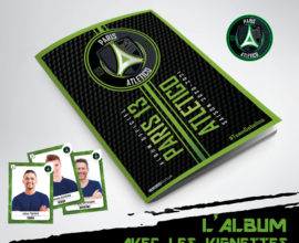 L'album du club - Paris 13 Atletico