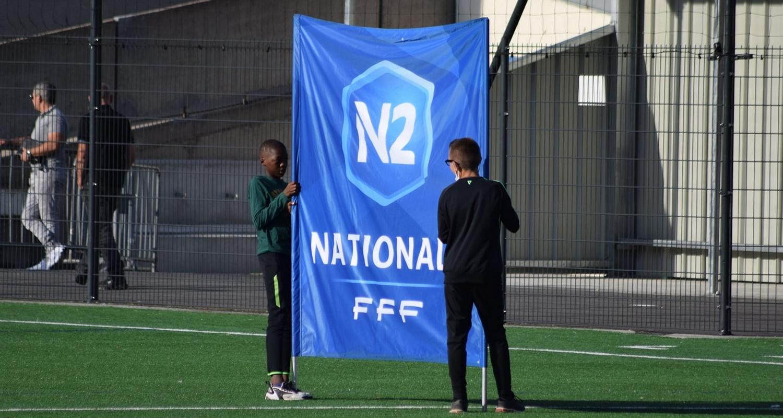 National 2 - Paris 13 Atletico