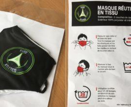 Masques Paris 13 Atletico