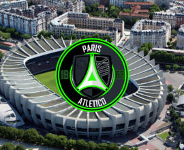 Parc des Princes - Paris 13 Atletico