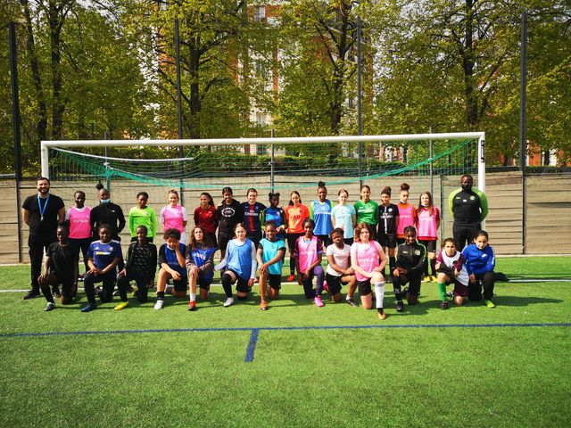Paris 13 Atletico - vacances sportives féminines