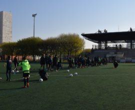 Stade Carpentier - Paris 13 Atletico