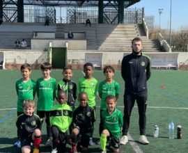 Guillaume Keirle U8 Paris 13 Atletico