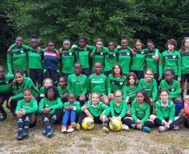 Féminines jeunes - Paris 13 Atletico