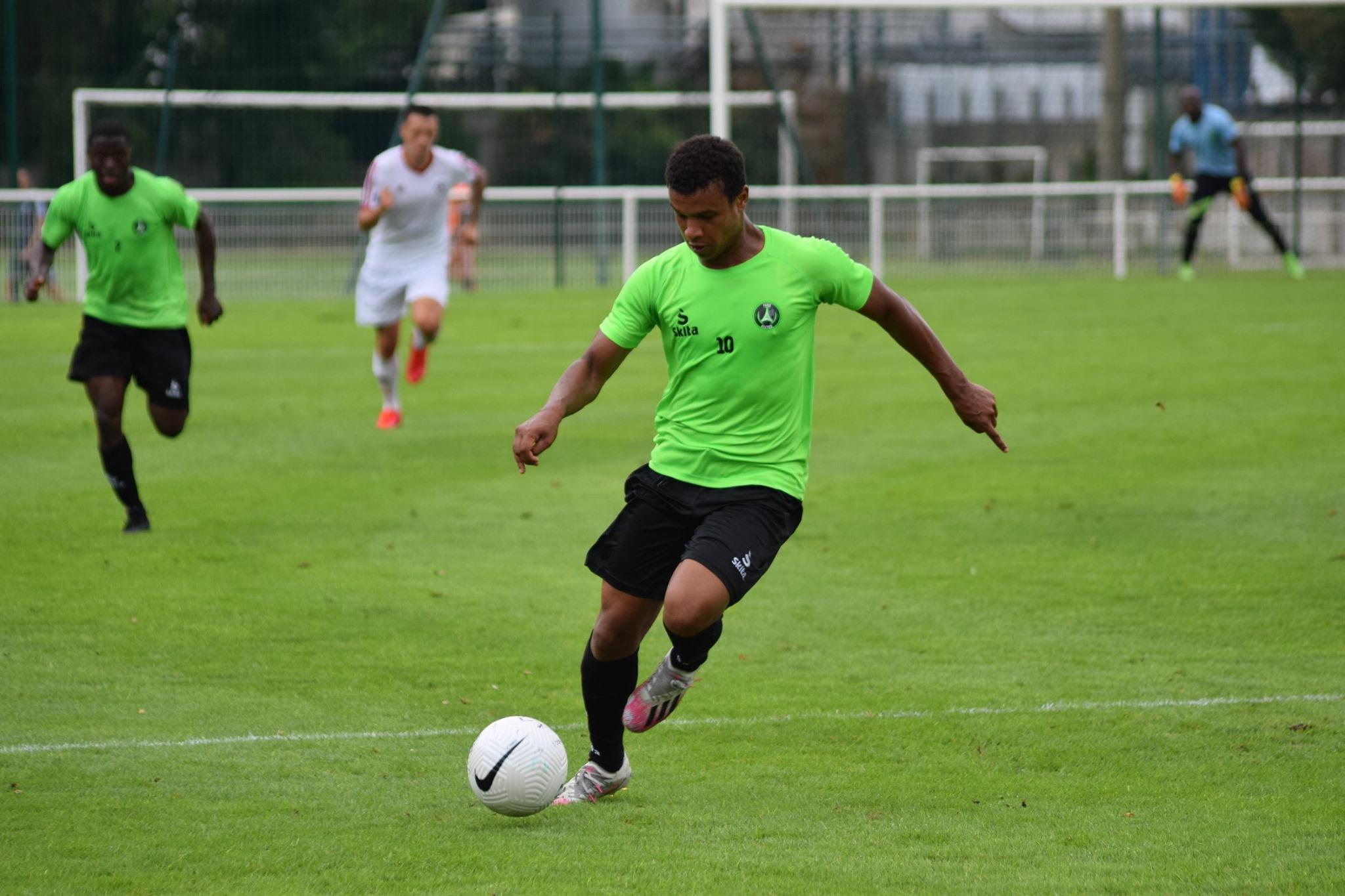 Moustapha Cissé Paris 13 Atletico
