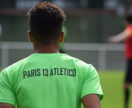 Paris 13 Atletico - National 2