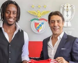 Soualiho Meïté (Benfica) - Paris 13 Atletico